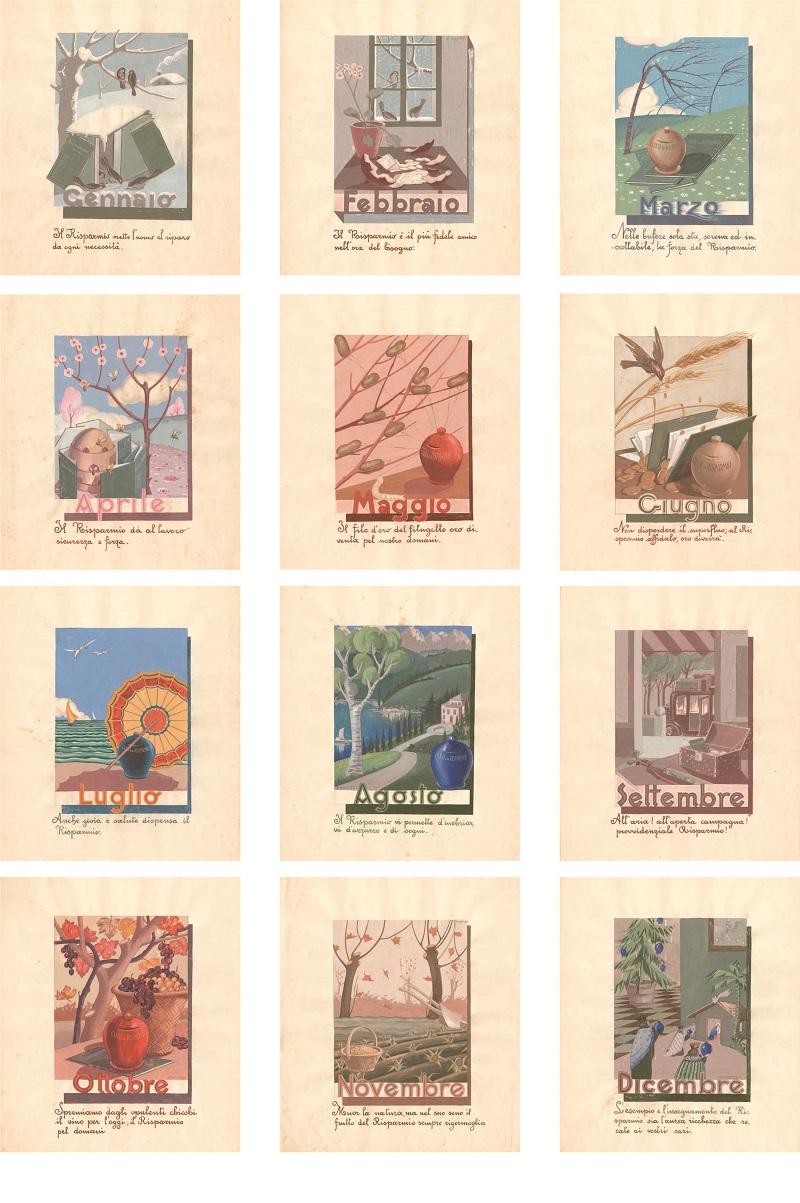 Calendario Artistico.Dedicato A Giovanni Minguzzi Il Calendario Artistico 2018 Di